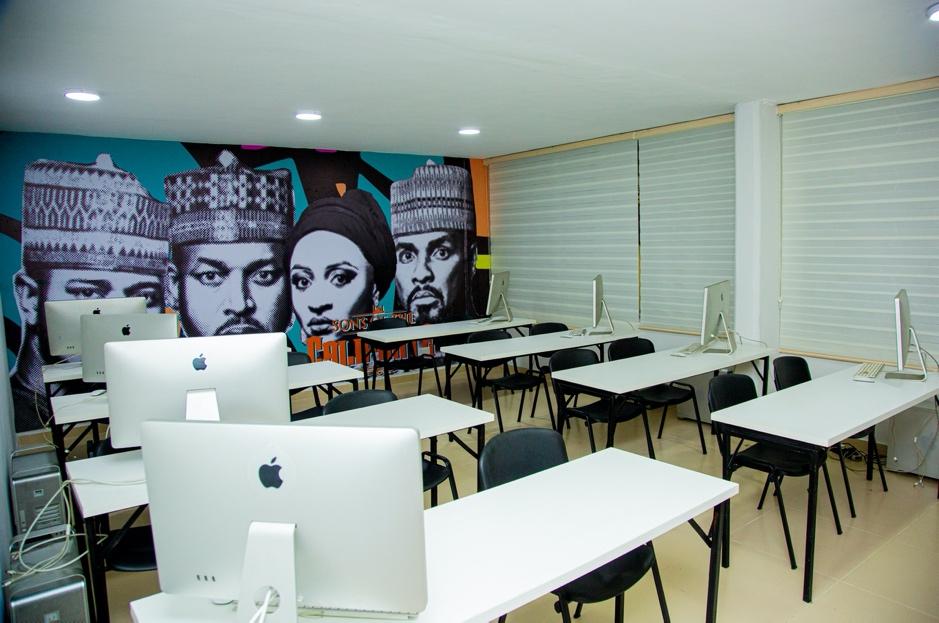 EbonyLife Creative Academy Facility